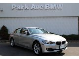 2015 Glacier Silver Metallic BMW 3 Series 328i xDrive Sedan #104230175