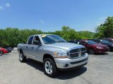 2006 Dodge Ram 1500 Bright Silver Metallic