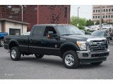 2015 Tuxedo Black Ford F250 Super Duty XLT Crew Cab 4x4 #104230206