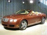 2007 Bentley Continental GTC Chestnut