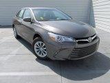 2015 Predawn Gray Mica Toyota Camry LE #104230273