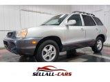 2004 Pewter Hyundai Santa Fe GLS #104230066
