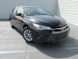 2015 Cosmic Gray Mica Toyota Camry LE #104230272