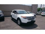 2013 Oxford White Ford Explorer 4WD #104230233