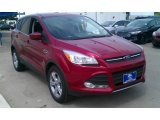 2015 Ruby Red Metallic Ford Escape SE #104253713