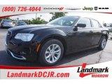 2015 Gloss Black Chrysler 300 Limited #104253819