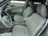 2010 Subaru Forester Interiors