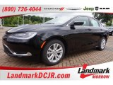 2015 Black Chrysler 200 Limited #104253805