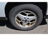 Pontiac Aztek Wheels and Tires