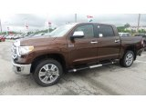 2015 Toyota Tundra 1794 Edition CrewMax 4x4 Data, Info and Specs