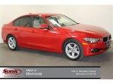 2012 Melbourne Red Metallic BMW 3 Series 328i Sedan #104284574