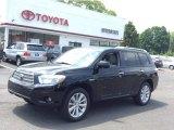 2010 Black Toyota Highlander Hybrid Limited 4WD #104284783