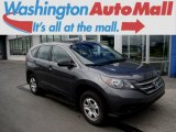 2012 Polished Metal Metallic Honda CR-V LX 4WD #104284480