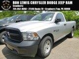 2015 Bright Silver Metallic Ram 1500 Tradesman Regular Cab #104323194