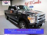 2015 Tuxedo Black Ford F250 Super Duty Platinum Crew Cab 4x4 #104323106
