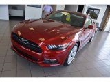 2015 Ruby Red Metallic Ford Mustang GT Coupe #104323418