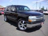 2004 Black Chevrolet Tahoe LS 4x4 #104323407