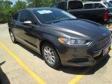 2016 Magnetic Metallic Ford Fusion S #104353891