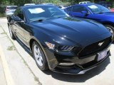 2015 Black Ford Mustang V6 Coupe #104353889