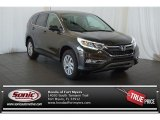 2015 Kona Coffee Metallic Honda CR-V EX #104353850