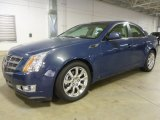 2009 Blue Diamond Tri-Coat Cadillac CTS 4 AWD Sedan #104354063