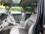 Jeep Commander Interiors