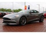 Aston Martin Vanquish 2014 Data, Info and Specs