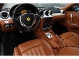 2008 Ferrari 612 Scaglietti Interiors