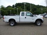 2015 Oxford White Ford F250 Super Duty XL Super Cab 4x4 #104381394