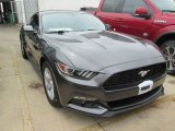 2015 Magnetic Metallic Ford Mustang EcoBoost Coupe #104381389
