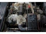1984 BMW 6 Series Engines