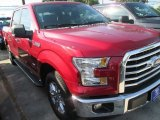 2015 Ruby Red Metallic Ford F150 XLT SuperCrew #104409329