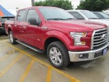 2015 Ruby Red Metallic Ford F150 XLT SuperCrew #104409326