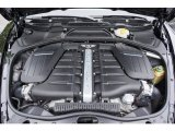 2009 Bentley Continental Flying Spur Engines