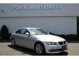 2012 Titanium Silver Metallic BMW 3 Series 328i Convertible #104439724