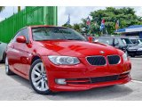 2011 Crimson Red BMW 3 Series 328i Coupe #104439561