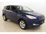 2014 Deep Impact Blue Ford Escape SE 1.6L EcoBoost 4WD #104440052
