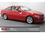 2012 Crimson Red BMW 3 Series 328i Coupe #104439961