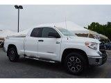 2014 Super White Toyota Tundra SR5 Double Cab #104439870