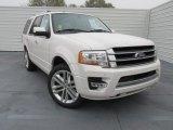 2015 White Platinum Metallic Tri-Coat Ford Expedition Limited #104439943