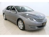 2014 Sterling Gray Lincoln MKZ Hybrid #104481309