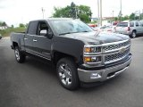 2015 Chevrolet Silverado 1500 LTZ Crew Cab 4x4 Data, Info and Specs