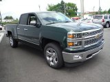 2015 Chevrolet Silverado 1500 LTZ Z71 Double Cab 4x4 Data, Info and Specs