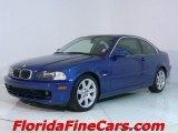 2002 Topaz Blue Metallic BMW 3 Series 325i Coupe #1041399