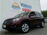 2014 Basque Red Pearl II Honda CR-V EX-L AWD #104519142