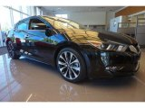 Nissan Maxima 2016 Data, Info and Specs