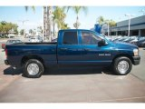 2006 Dodge Ram 1500 Patriot Blue Pearl