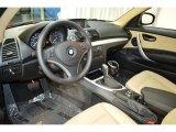 2012 BMW 1 Series Interiors