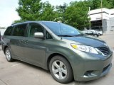 2012 Toyota Sienna LE Data, Info and Specs