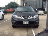 2012 Super Black Nissan Murano SL #104562599